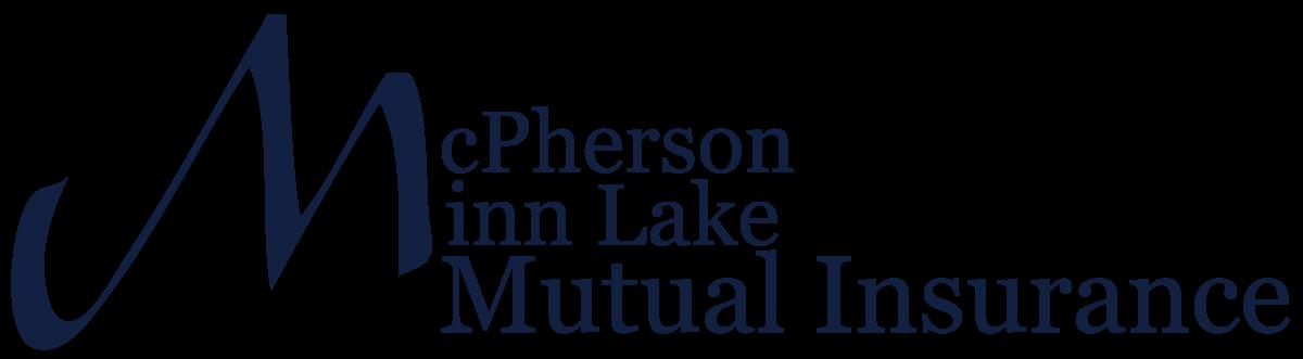 McPherson Minn Lake Logo